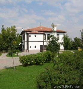 Abidin Pasha Kosku Ankara
