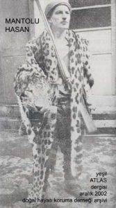 Panther hunter Mantolu Hasan